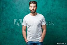 in the white t shirt with space to copy paste standing