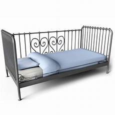 bim object meldal single bed ikea