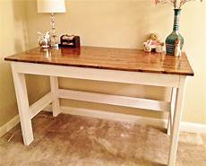 white country desk diy projects