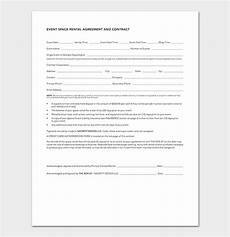 Event Planner Agreement Event Contract Template 19 Samples Examples In Word