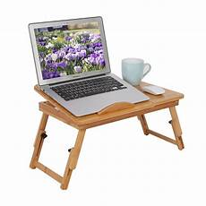 bamboo portable laptop notebook computer desk bed