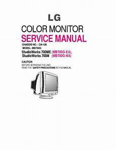 Lg Fb915bp Plus Service Manual Free Download Schematics