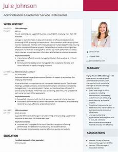 Cv Templates Cv Layout Examples Amp Design Tips To Get You Hired This Year