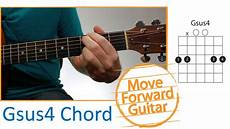 Gsus Guitar Chord Chart Guitar Chords For Beginners Gsus4 Youtube