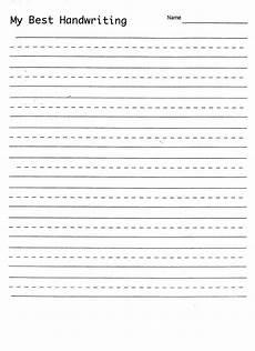 free printable blank handwriting worksheets for kindergarten printable kindergarten writing worksheets free handwriting