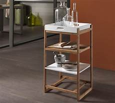 scaffale per bagno scaffale 4 ripiani in legno di bamboo duzzle