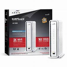 Arris Surfboard Sbg6782 Ac Lights Arris Surfboard Wireless Docsis 3 0 Cable Modem And Wi Fi