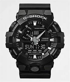 G Shock Light Button G Shock Ga700 1b Front Button Black Watch