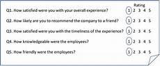 Customer Service Questions Customer Satisfaction Surveys Are Still Useless