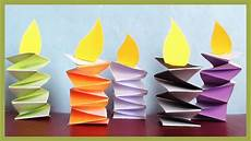 diy paper candles simple easy paper crafts for