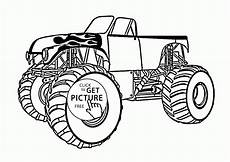 awesome free printable truck coloring pages
