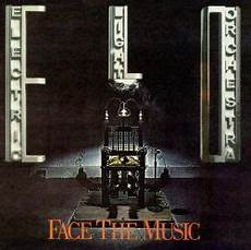 Electric Light Orchestra Face The Music Album Cover Face The Music Electric Light Orchestra Songs Reviews