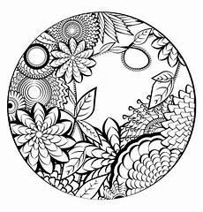 Ausmalbilder Blumen Schwer Mandala Zum Ausdrucken Und Ausmalen 40 Vorlagen Einfach