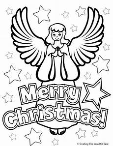 Weihnachtsengel Malvorlagen Gratis Coloring Page 171 Crafting The Word Of God