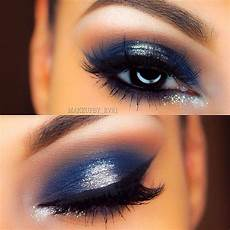 how to rock blue makeup looks 20 blue makeup ideas