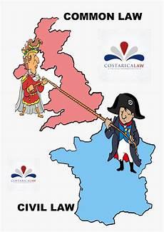 Common Law Vs Civil Law Costa Rica Civil Law Versus Common Law Costaricalaw Com