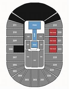 Resch Center Concert Seating Chart Wwe Monday Night Raw Resch Center
