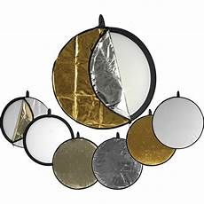 Poor Reflectors Of Light Impact 5 In 1 Collapsible Circular Reflector Disc R1142 B Amp H