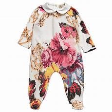 designer baby clothes designer baby roberto cavalli s fall 2012 floral