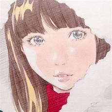 anime dreng 白の色鉛筆でフィルターをかける tegning anime