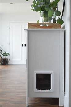 diy cat litter cabinet the homebody house