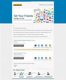 Templates For Mailers Preview Our Best Used Referral Ijp Email Templates
