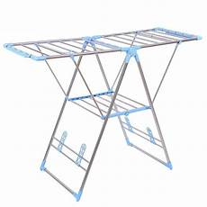 clothes rack foldable laundry clothes storage drying rack portable heavy duty