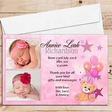 Birth Announcement Card Birth Announcement Cards Baby Announcement Cards