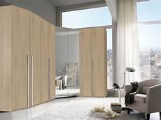 armadio da letto usato cabina armadio angolare 8 ante battenti con specchiera