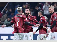 AC Milan announce no first team virus cases   Inquirer Sports