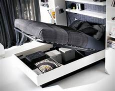 hydraulic storage bed by boconcept hiconsumption