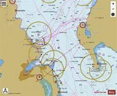Sea Charts Ireland North Channel Southern Part Marine Chart 2198 0