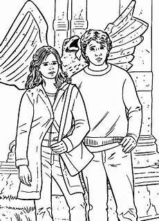 n 25 coloring pages of harry potter and the