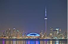Cn Tower Light It Up Blue Cn Tower No Longer World S Tallest Partly Due To Sinking