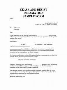 Sample Cease And Desist Letter 9 Cease And Desist Letter Examples Pdf Examples