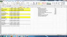 Forecast Income Statement Forecasting Financial Statements Part 2 Youtube
