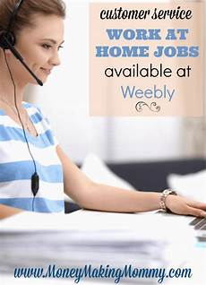 No Customer Service Jobs Customer Service Work At Home Jobs Available At Weebly