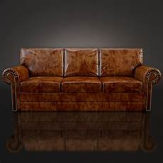 Modern Leather Sofa 3d Image by 3d Model Leather Sofa