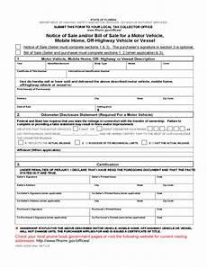 Florida Bill Of Sale Form Vessel Bill Of Sale Sample Form Florida Free Download