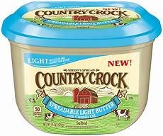 Country Crock Light Country Crock 174 Spreadable Light Butter With Canola Oil