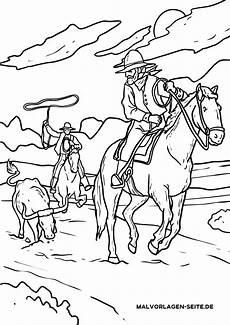 ausmalbilder indianer und cowboy kostenlos zum ausdrucken