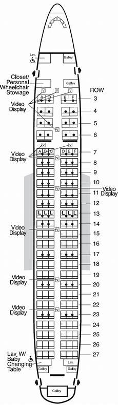 American Airlines 747 Seating Chart American Airlines Boeing 737 800 Seating Map Aircraft