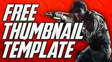 Youtube Thumbnail Templates Free Youtube Thumbnail Template 4 Psd Download Youtube