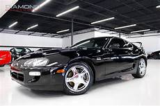 1997 Toyota Supra 3dr Lb 15th Anniv Turbo Manual Stock