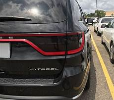 2013 Dodge Durango Light Covers 14 18 Dodge Durango Taillight Smoke Precut Vinyl Tint