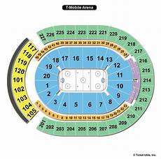 T Mobile Knights Seating Chart T Mobile Arena Las Vegas Nv Seating Chart View