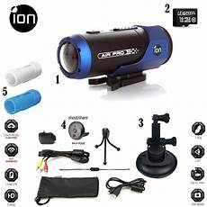 Ion Air Pro Light Ion Air Pro Wifi Full Hd Sports Action Camcorder Ion