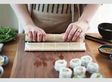 DIY Sushi at Home with a How to Video   Snixy Kitchen