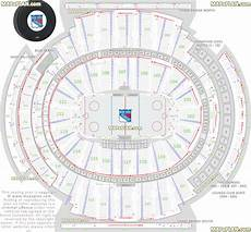 Ny Rangers Square Garden Seating Chart Square Garden Seating Chart Rangers Hockey Large
