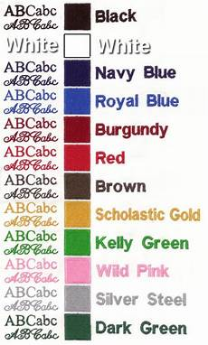 Scrub Color Chart Embroidered Scrubs Scrubsunlimited Com